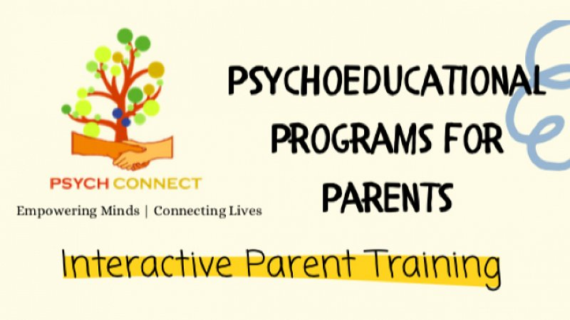 Art Therapy Interactive Parenting Training