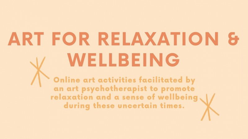 Art for Relaxation & Wellbeing